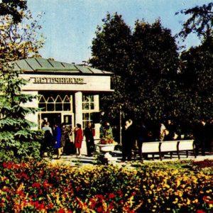 Pyatigorsk. Bjuvet source N2, 1971