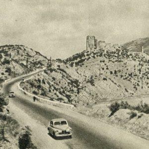 Georgian Military Road, 1955