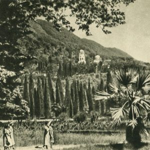 Ahalli-Athos, 1955