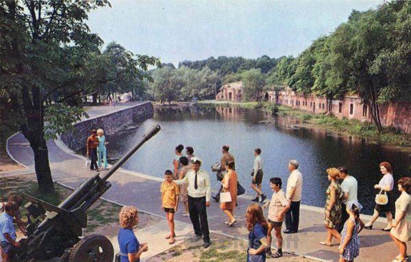 Калинград. Мемориальный комплекс форт N5, 1975 год