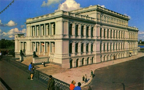 Калинград. Дворец культуры моряков, 1975 год