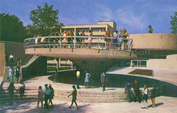"Калинград. Гостиница ""Турист"", 1975 год"