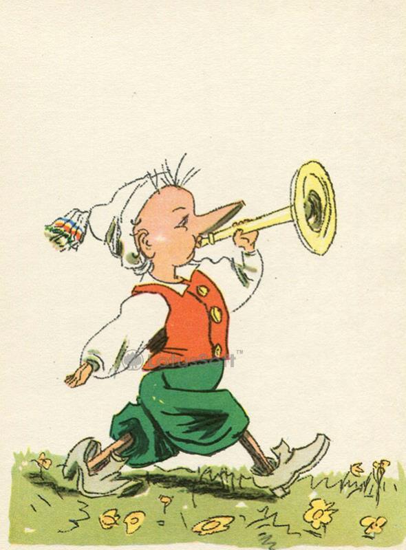 Pinocchio, 1971