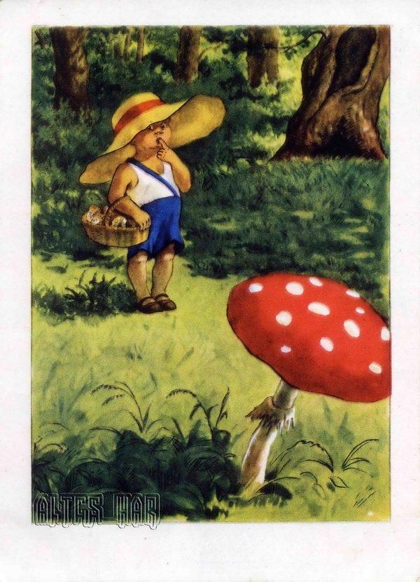Mushroom, 1957