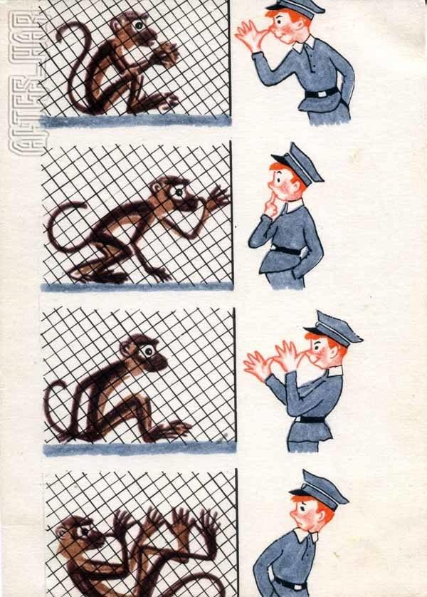 Додразнился, 1962 год
