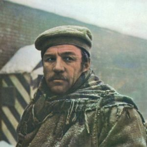 The Brothers Karamazov. Mikhail Ulyanov, 1971