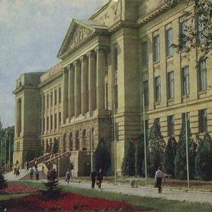 Новочеркасск. Политехнический институт, 1973 год