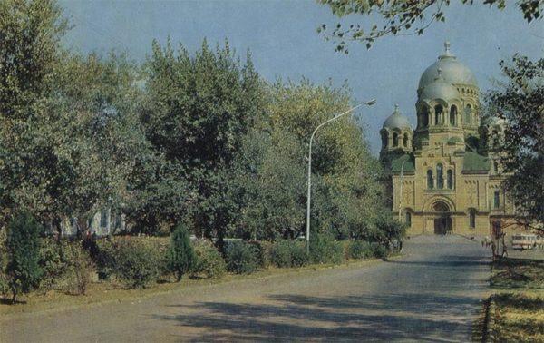Новочеркасск. Музей истории донского казачества, 1973 год
