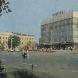 Novocherkassk. General Store, 1973