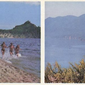 Бухта Песчаная, 1978 год