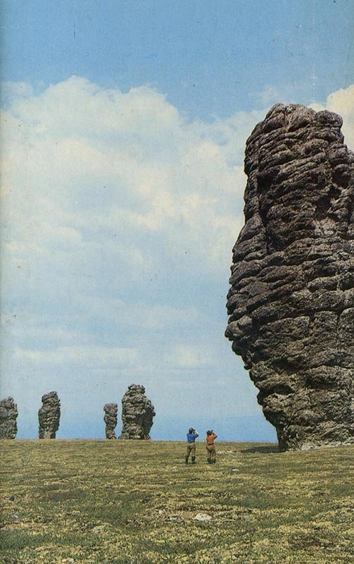 Печоро-Илычский заповедник, 1982 год
