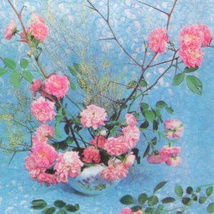 Композииция из цветов, 1975 год