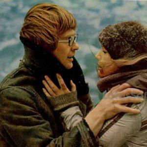 A storm warning. Alexander Zakharov, Natalia Egorova, 1982