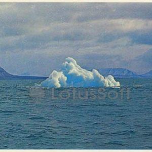 Залив Ис-фьорд, 1978 год