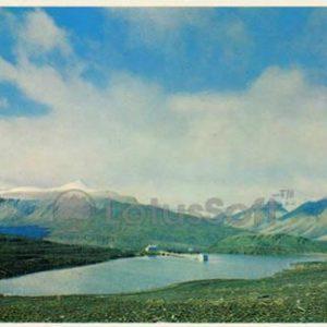 Шпицбергенское лето, 1978 год
