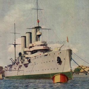 "Крейсер ""Аврора"". Ленинград, 1962 год"