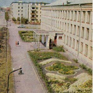 New District in Tyumen, 1969