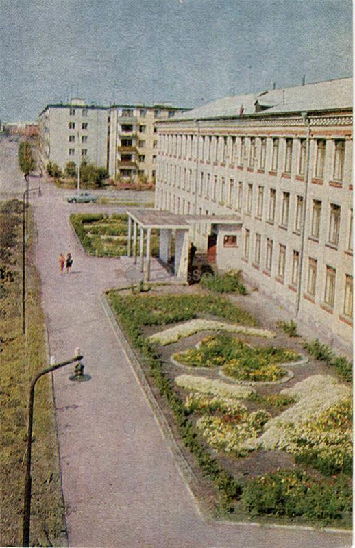 Новый район Тюмени, 1969 год
