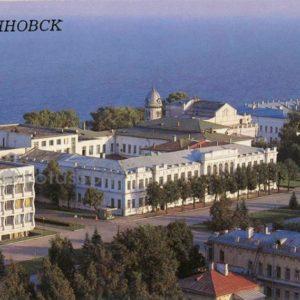 Государственный педагогический институт имени И. Н. Ульянова, 1987 год