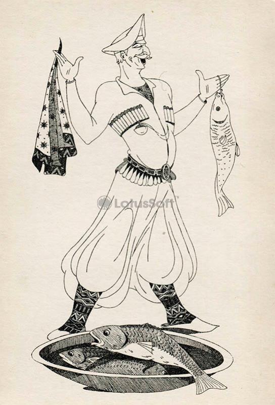 Fisherman Ghigo, 1976