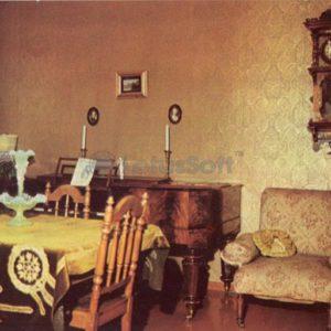 Мемориальный музей-квартира В.И. Ленина. Рига, 1981 год
