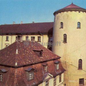 Рижский замок, XIV-XX в). Рига, 1981 год