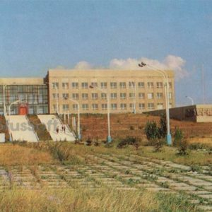 Palace of Pioneers of the Leninsky district, 1972