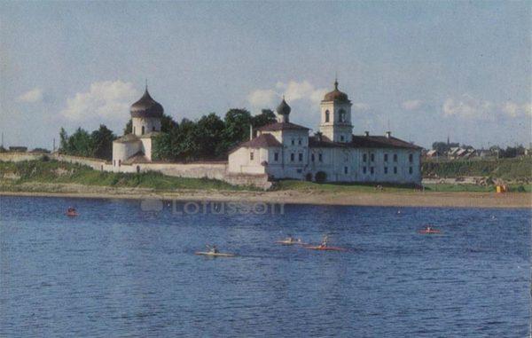 Мирожский монастырь. XII-XVIII в. Псков, 1969 год