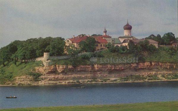 Снетогорский монастырь. XIII-XVIII в. Псков, 1969 год