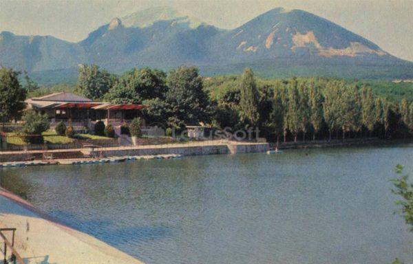 Lake. Zheleznovodsk, 1971