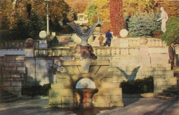 Источник N54. Железноводск, 1971 год