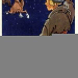 Иванушка и Конек-горбунок. Иллюстрация К. Ротова, 1958 год