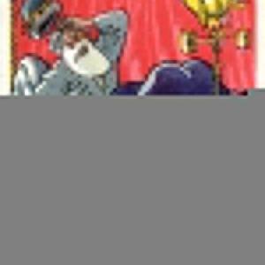 Царь Додон и золотой петушок. Иллюстрация К. Ротова, 1958 год