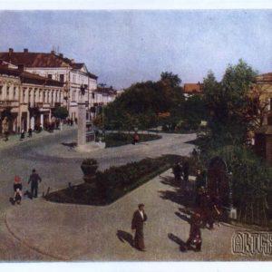 Lenin Square. Coloma, 1959