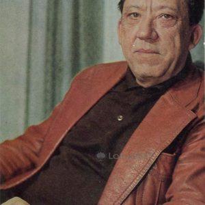 Yuri Nikulin, 1982