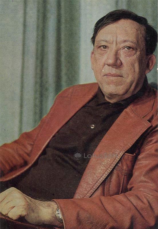 Юрий Никулин, 1982 год