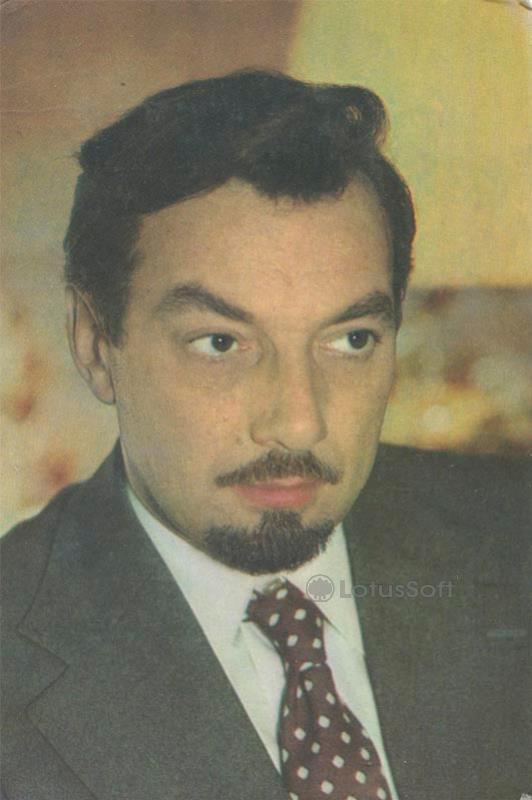 Никита Подгорный, 1977 год