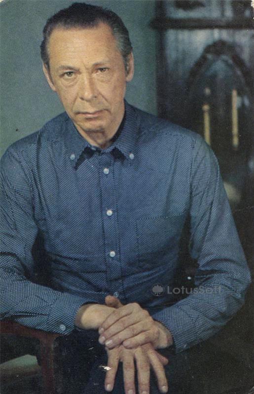 Олег Ефремов, 1982 год