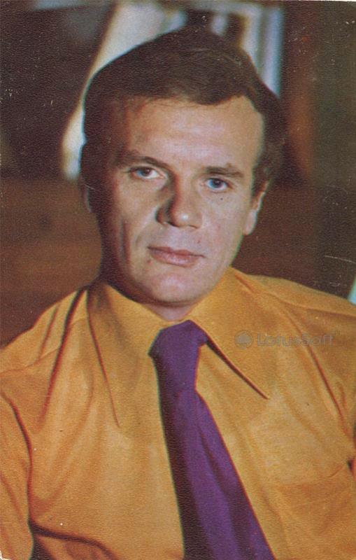 Геннадий Сайфулин, 1980 год