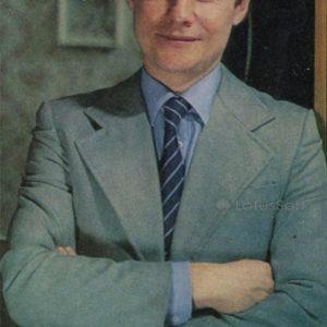 Виталий Соломин, 1982 год