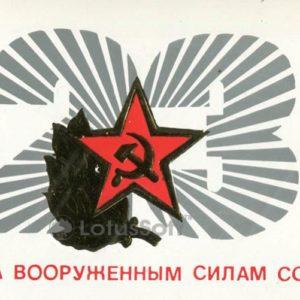 Слава вооруженным силам СССР, 1991 год