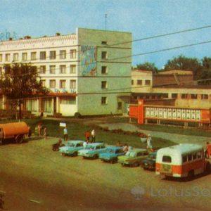 "Гостиница ""Миргород"", 1979 год"