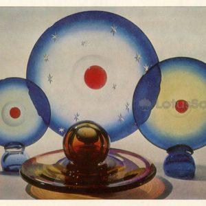 """Decorative composition """"Space"""", 1987"""
