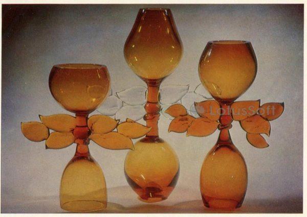 "Decorative composition ""Laura"", 1987"