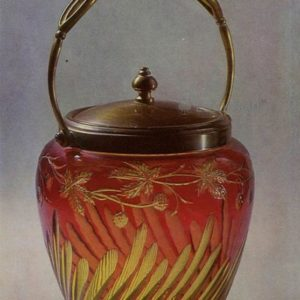 Vase for sweets, 1987