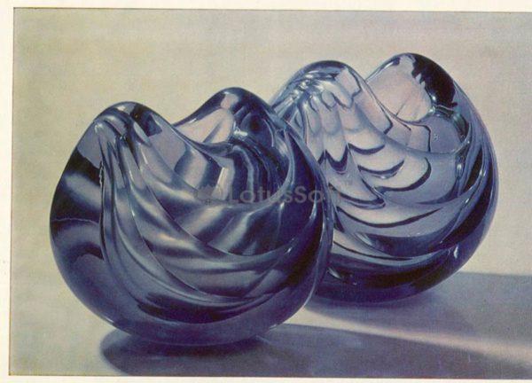 """Decorative composition """"Duet"""", 1987"""