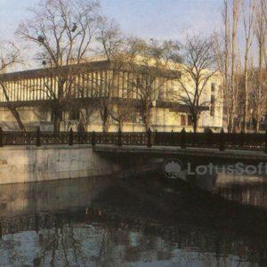 Концертный зал музыкального училища им. П.И. Чайковского. Симферополь, 1984 год