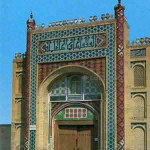 Ворота дворца Ситораи-Мохи-Хоса, 1989 год