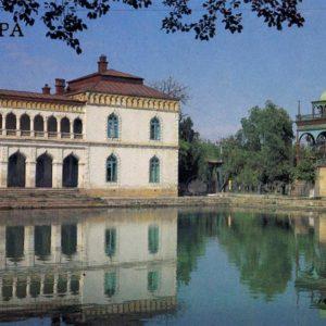 Дворец Ситора-Мохи-Хоса. Бухара, 1989 год
