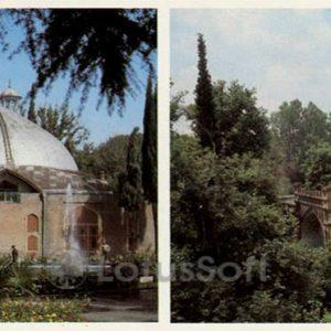 Архитектурный компекс Джума-мечети. Гянджа (Кировобад) (1984 год)